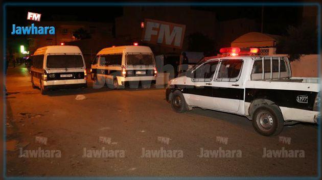 براكة الساحل: مواجهات بين الأمن ومحتجين بعد وفاة شاب في مركز الحرس