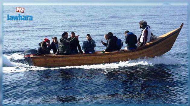 الحمامات : إحباط مخطط لاجتياز الحدود البحرية خلسة