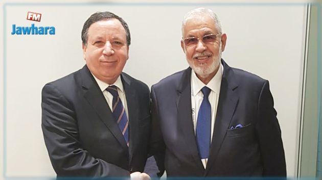 وزير الخارجية الليبي يؤكد متابعة حكومة بلاده لملف التونسيين المختطفين