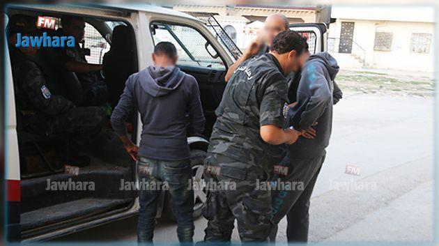 حادثة براكة الساحل : إصابة مدير اقليم الحرس بنابل اثر رشقه بالحجارة