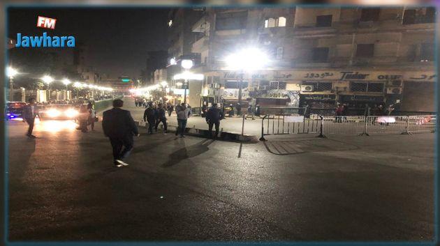 مصر : انتحاري يفجر نفسه في حي الأزهر