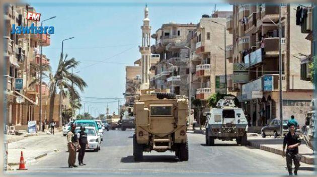 مصر : مقتل 16 إرهابيا في تبادل إطلاق نار مع الشرطة
