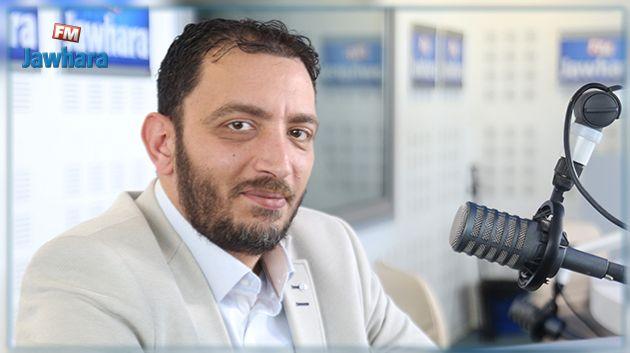 ياسين العياري : سأخوض الانتخابات التشريعية بقائمات ائتلافية شبابية مستقلة