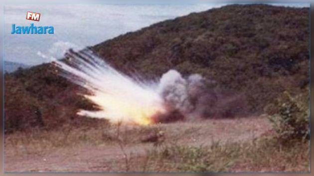 القصرين : إصابة راعي أغنام في انفجار لغم