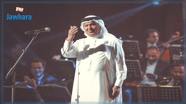 موقف محرج لمحمد عبده على المسرح (فيديو)