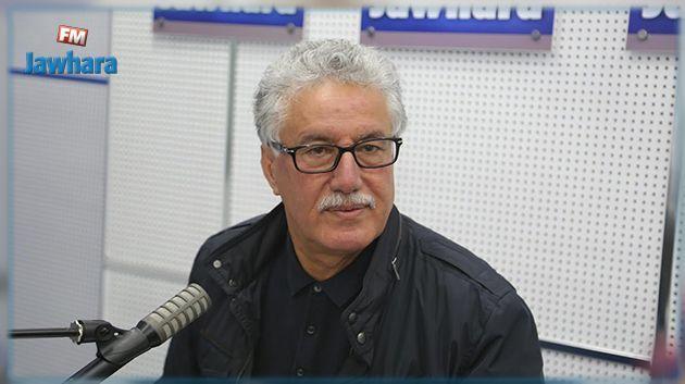 حمّة الهمامي مرشح الجبهة الشعبية للرئاسيات