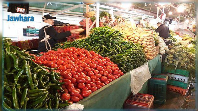 وزير التجارة : أسعار الخضر والغلال ستنخفض في رمضان