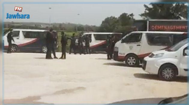 إحتقان في مقر قناة نسمة وإعتداء على صحفيين (فيديو)