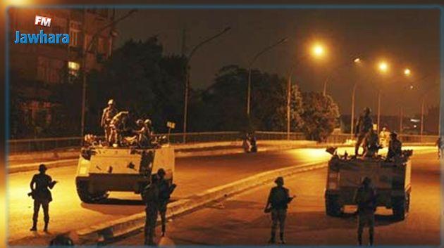 مصر تقرّر فرض حظر التجوّل في عدد من المناطق