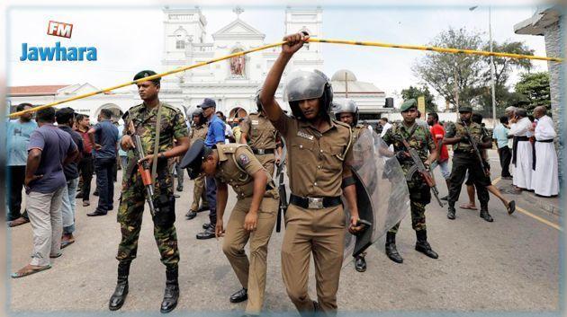 'انخفاض' كبير لعدد قتلى هجمات سريلانكا