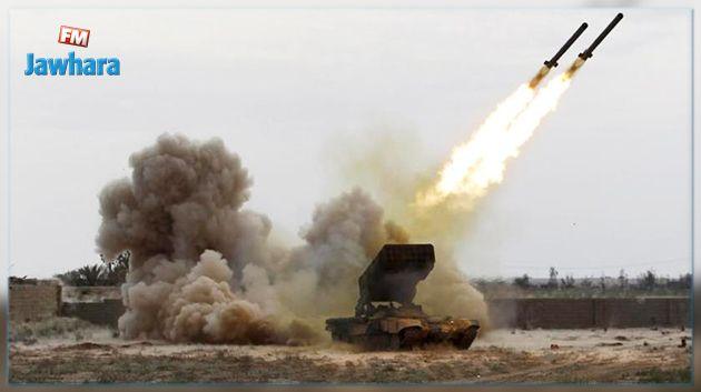 قوات الدفاع الجوي السعودية تعترض صاروخين باليستيين
