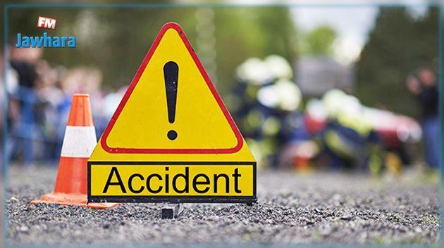 جمال : وفاة شخصين في حادث مرور