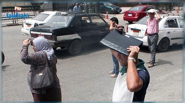قتلى و حرائق بسبب موجة الحرارة في مصر