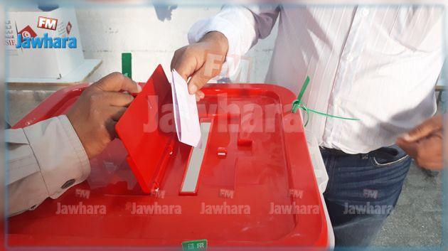 إقبال محتشم للأمنيين والعسكريين على الانتخابات البلدية الجزئية بسوق الجديد