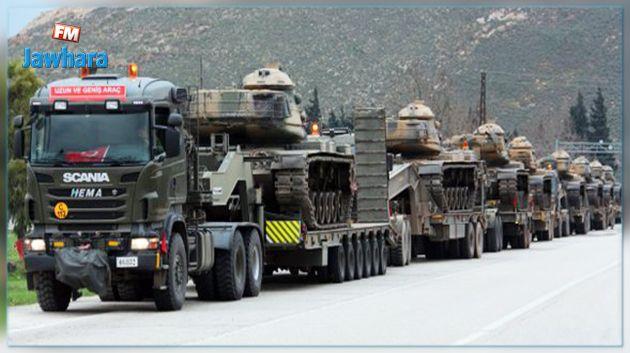 تركيا ترسل أسلحة للمعارضة السورية