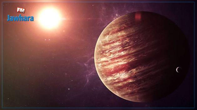 اليوم :  كوكب المشتري يُقابل الشمس