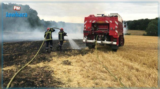الحماية المدنية : إطفاء 106 حرائق في يوم واحد