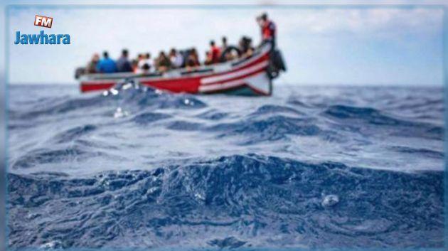 بينهم فتاة : إنقاذ 11 مهاجرا غير شرعي قبالة سواحل جزيرة جالطة
