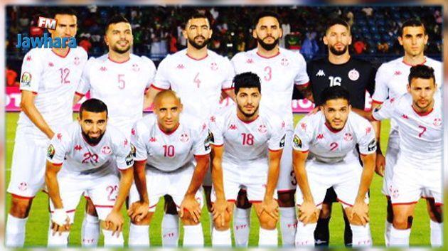 المنتخب الوطني يتوّجه لمدينة الإسماعيلية