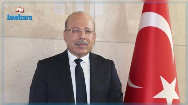 السفير التركي : تونس