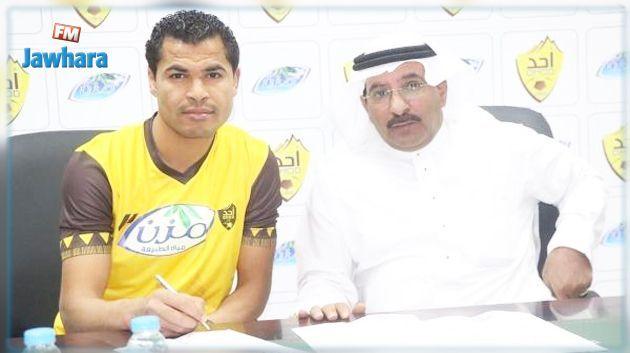 هشام السيفي يعود الى فريق أحد السعودي