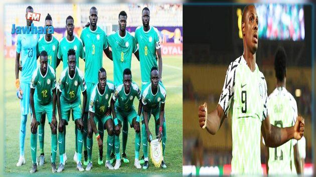 كان 2019: السنغال تحصد جائزة اللعب النظيف والنجيري ايغالو هداف البطولة