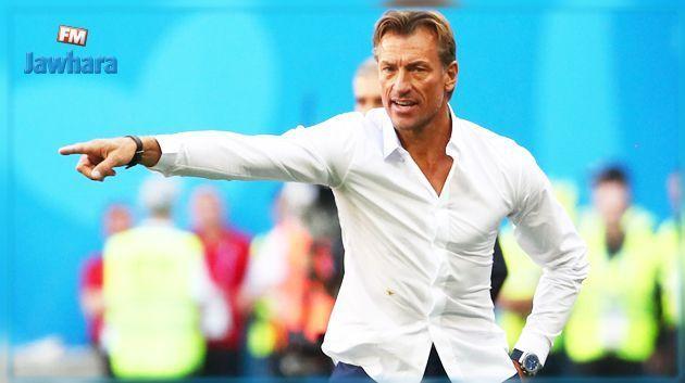 رونار يستقيل من تدريب المنتخب المغربي