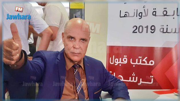 البحري الجلاصي يترشح للرئاسة