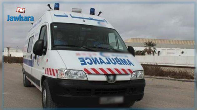 سرقة سيارة إسعاف من مستشفى عمومي