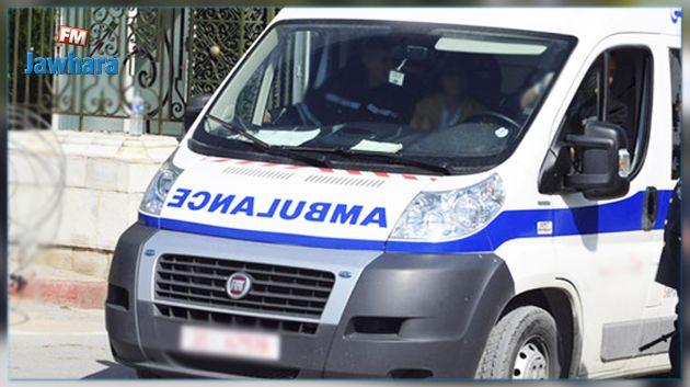 سرقة سيارة إسعاف من مستشفى فرحات حشاد : تفاصيل جديدة