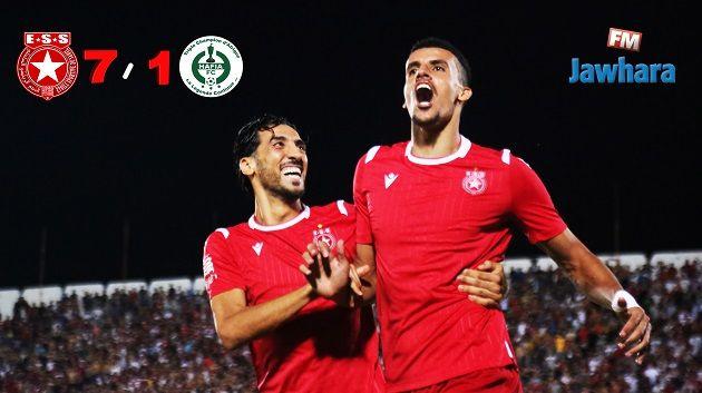دوري أبطال إفريقيا : النجم يتأهل بفوز عريض على حافيا كوناكري