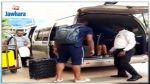 فريق إتحاد بن قردان يتحول إلى الملعب في أوغندا في سيارات خاصة