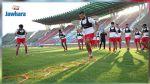 تصفيات الشان : المنتخب يجري حصته التدريبية الرابعة قبل مواجهة ليبيا