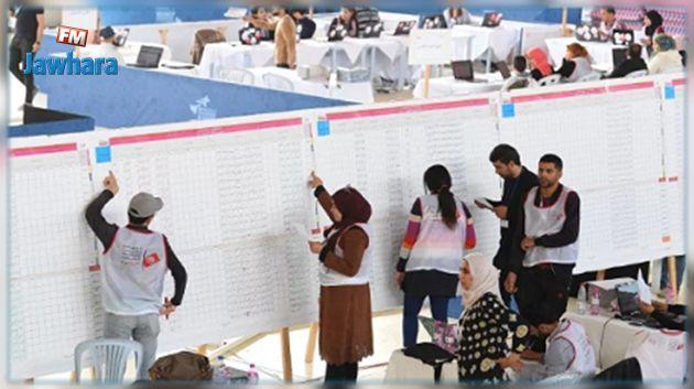 رئاسية 2019 : النتائج الأولية في زغوان