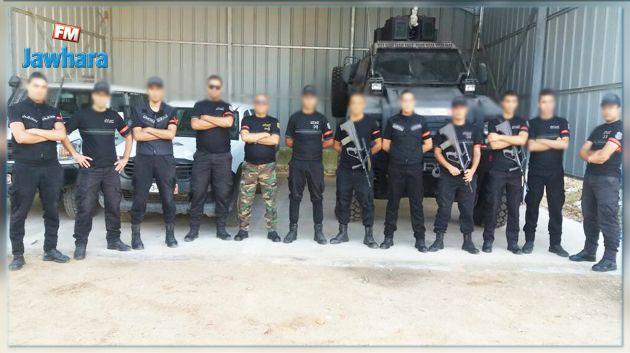 إقصاء الأمنيين من قائمة الشهداء : الأمنيون في بنقردان يحتجون