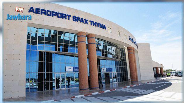 مطار صفاقس : قائد طائرة يرفض مواصلة الرحلة إلى توزر