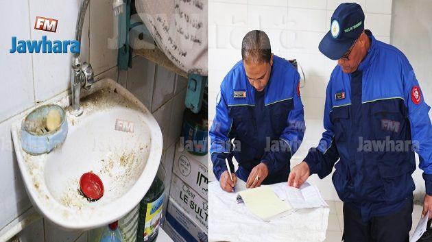 حملة ميدانية للشرطة البيئية لبلدية سوسة