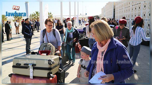 المداخيل السياحية ترتفع بـ38% متجاوزة 5 مليار دينار