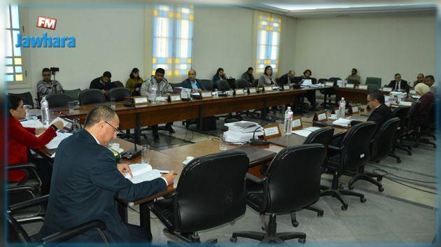 لجنة المالية الوقتية تصادق على فصول جديدة من مشروع قانون المالية لسنة 2020