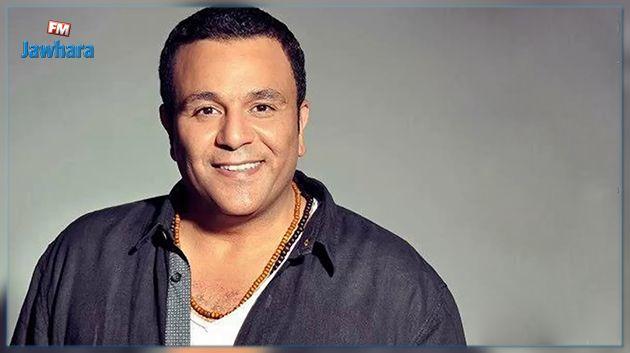 نقل المغني المصري محمد فؤاد إلى العناية المركّزة (صورة)