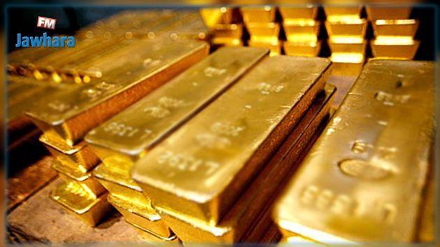 الذهب يسجل أكبر هبوط منذ عام ونصف