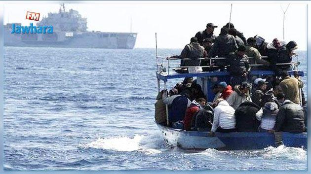 حرس السواحل: ارتفاع قتلى انقلاب قارب مهاجرين قبالة ساحل إيطاليا إلى 18