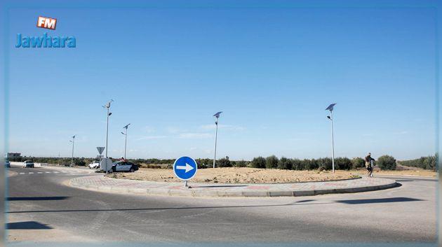 تدشين الطريق السريعة القيروان - سوسة