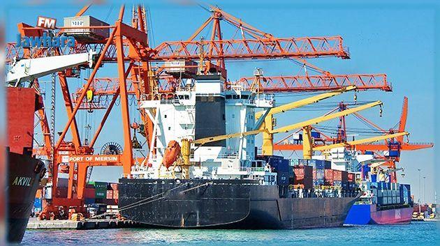 تراجع حجم واردات تونس خلال 2019