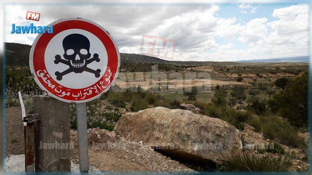 القصرين : وفاة راعي أغنام أصيب في انفجار لغم