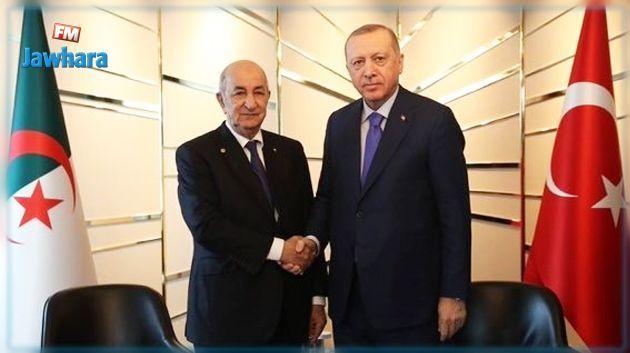 بداية من يوم غد : أردوغان يؤدي زيارة رسميّة إلى الجزائر