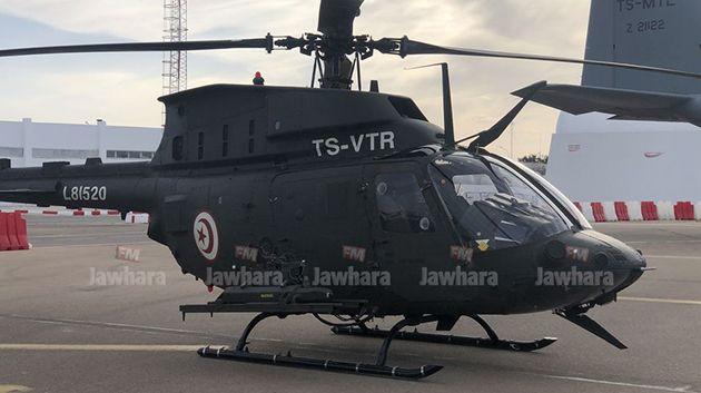 اختتام المعرض الدولي للطيران و الدفاع بمطار جربة