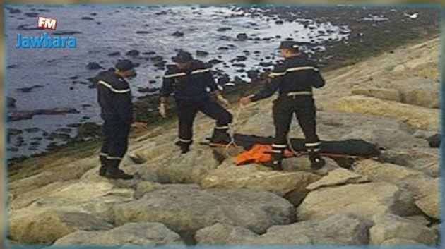 الكاف : انتشال جثة شاب غرق في بحيْرة