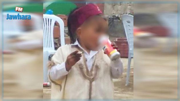الوردانين : طفل في جلسة خمرية بمناسبة ختانه !