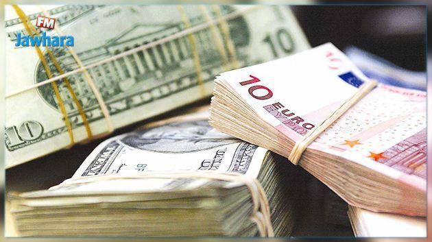 احتياطي تونس من النقد الأجنبي يتخطي عتبة 20 مليار دينار